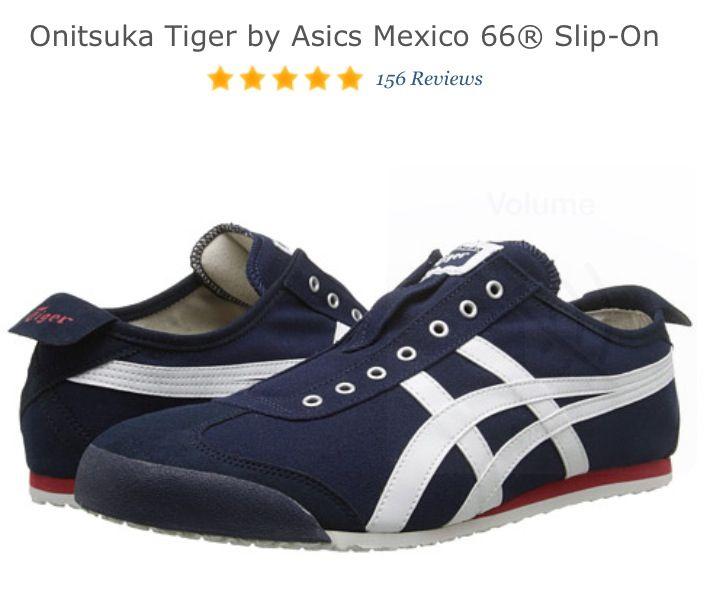 timeless design 07533 67585 Onitsuka Tiger Mexico 66 slip-on: Slip On, Mexico 66 ...