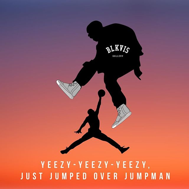 Made yeezy jumped over the jumpmanual