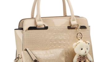 2016 fashion handbags women bag Sweet Style Pendant crocodile women handbags  and women purse 1e3f39a5b736d