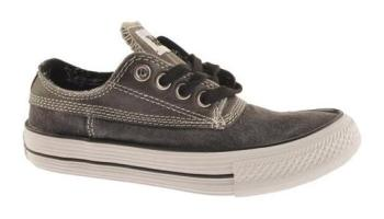 0e8ec43a8391 Converse Chuck Taylor All Star Duck Boot Low Shoes in Charcoal for Women