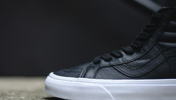 """2afe81cb17 Vans California Sk8-Hi Zip CA """"Boot Leather"""" Collection – What to ..."""