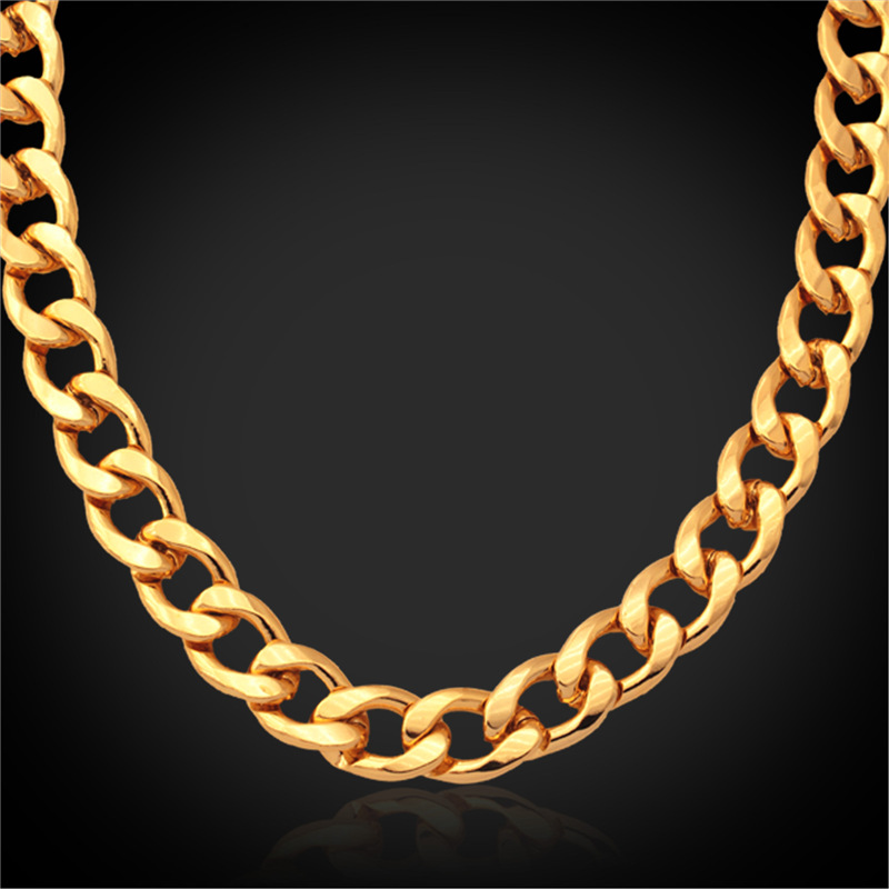 Gold Chain What To Wear Daily